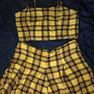Target Skirts - Wild Fable Plaid Set | M size | Used